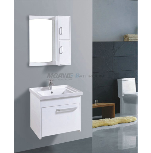 wall mounted bathroom cabinets white MP-2008