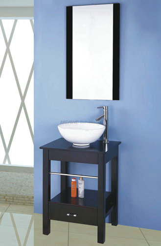 single vanity bathroom MS-8004