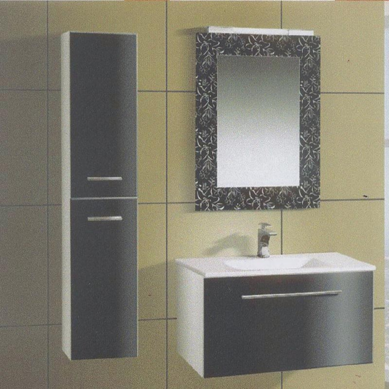 wall mounted vanity cabinets for bathrooms with low price