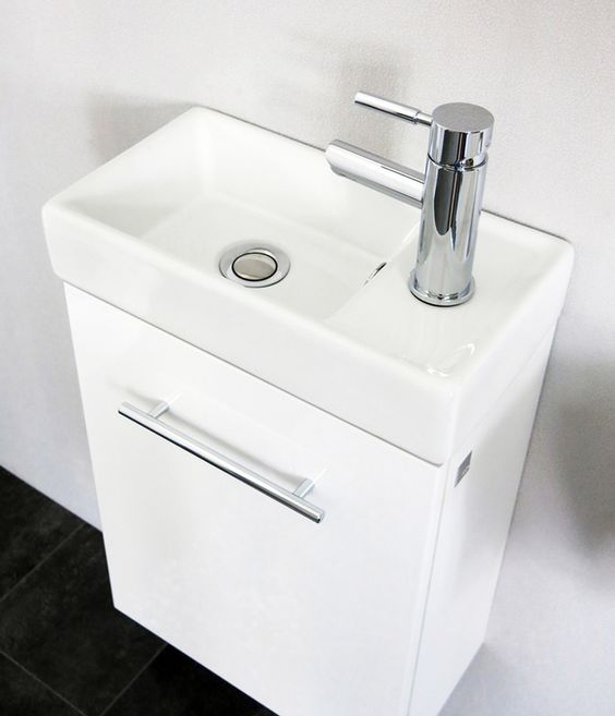 18 Inch Small Size Bathroom Vanity Cheap Price