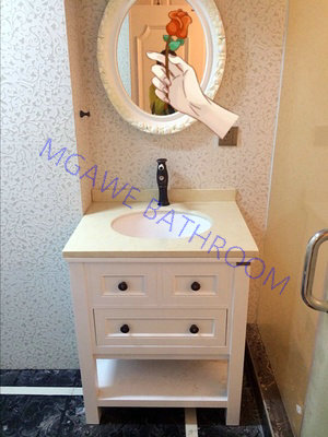 semi custom bathroom cabinets good quality bathroom with ...